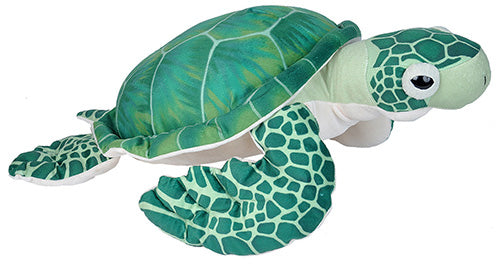 Living Ocean Green Sea Turtle 20in