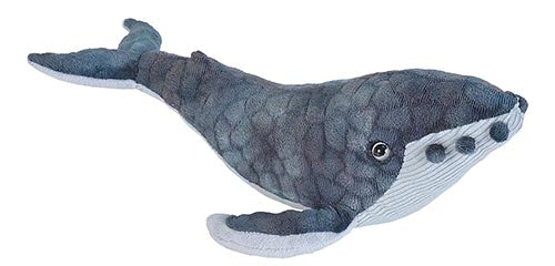 Humpback Whale Mini 8in (Cuddlekins)
