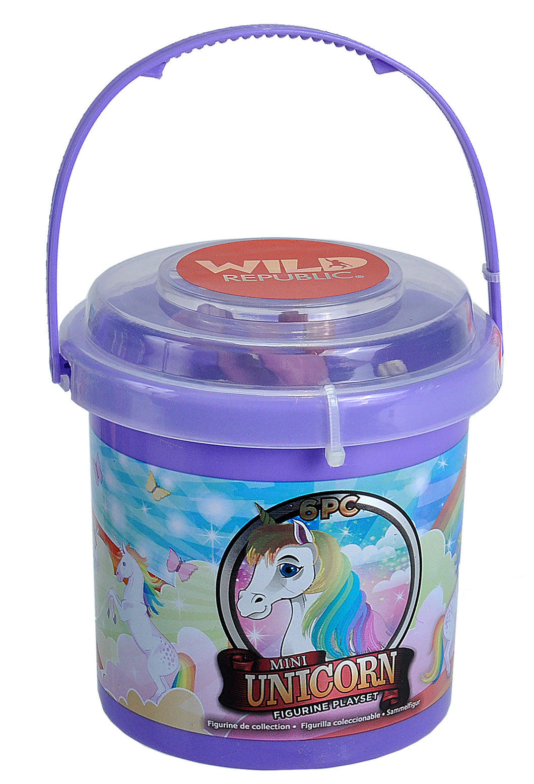 Adventure Mini Bucket Unicorn