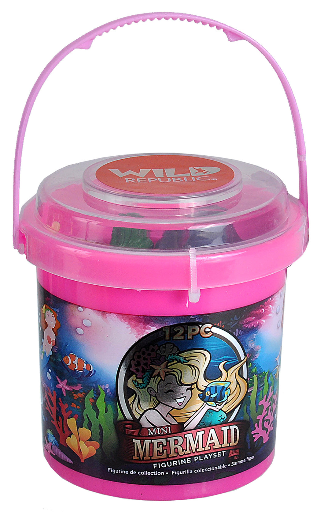 Adventure Mini Bucket Mermaids