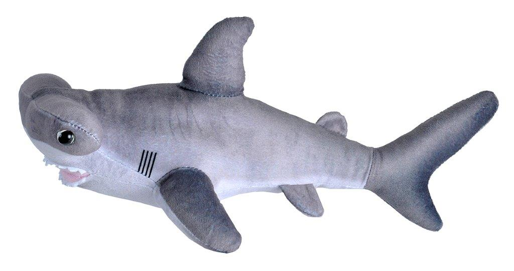 Living Ocean Mini Hammerhead Shark 12in