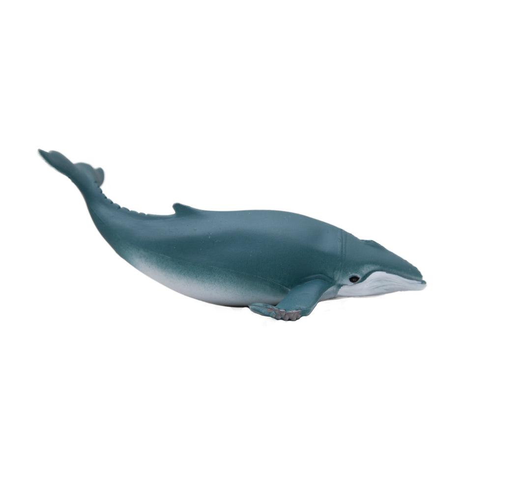 Sea Animal Figure Blue Whale Phthalate-Free