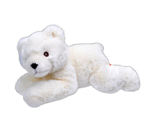 ECOKINS Polar Bear 8in