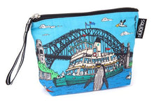 Load image into Gallery viewer, Sydney Harbour Cosmetic Bag