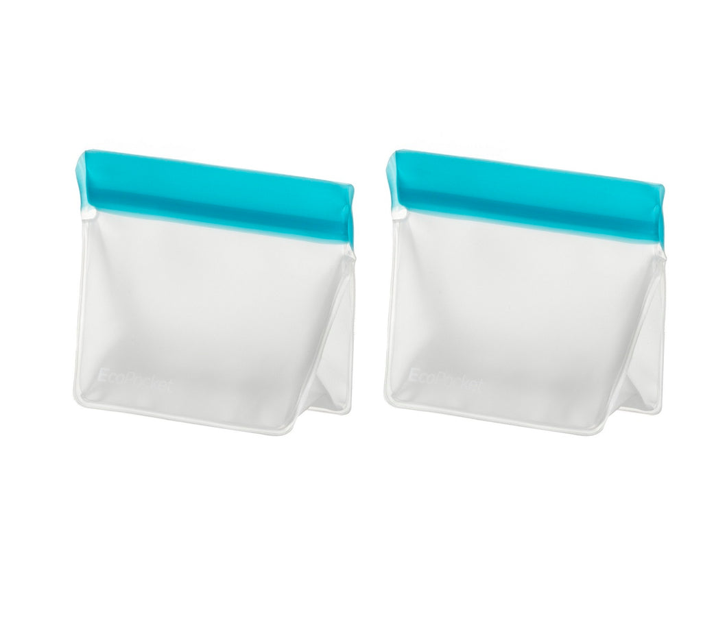 EcoPocket Reusable Pockets 1 Cup Set of 2