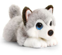 Load image into Gallery viewer, Husky Cuddle Pup Medium 32cm