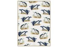 Load image into Gallery viewer, Little Blue Penguin Tea Towel