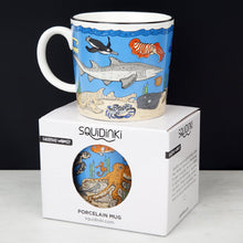 Load image into Gallery viewer, Australian Marine Life Porcelain Mug