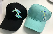 Load image into Gallery viewer, SEA LIFE Turtle Baseball Cap