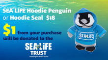 Load image into Gallery viewer, SEA LIFE Hoodie Seal
