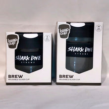 Load image into Gallery viewer, Shark Dive Xtreme KeepCup Brew