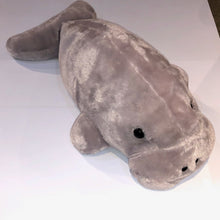 Load image into Gallery viewer, Dugong Large 23in Grey