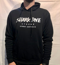 Load image into Gallery viewer, Shark Dive Xtreme Unisex Hoodie Black