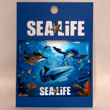 Load image into Gallery viewer, SEA LIFE Resin Magnet