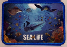 Load image into Gallery viewer, SEA LIFE Iron-on Patch