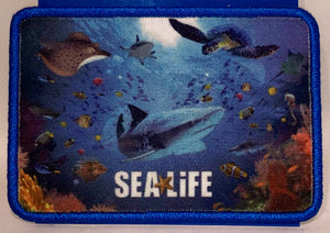 SEA LIFE Iron-on Patch