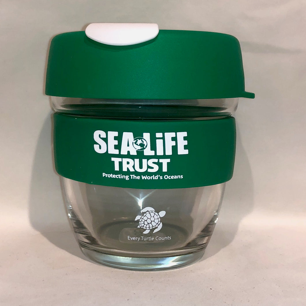 SEA LIFE Trust Every Turtle Counts KeepCup Brew 8oz
