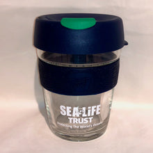 Load image into Gallery viewer, SEA LIFE Trust KeepCup Brew 12oz