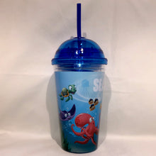 Load image into Gallery viewer, SEA LIFE Twisty Straw Tumbler
