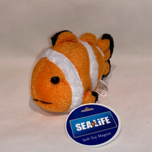 Load image into Gallery viewer, SEA LIFE Plush Keyring