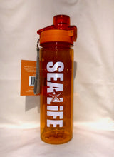Load image into Gallery viewer, SEA LIFE Water Bottle Orange