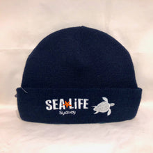 Load image into Gallery viewer, SEA LIFE Sydney Turtle Beanie