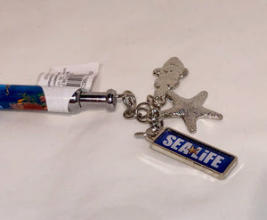 SEA LIFE Pen with Charms