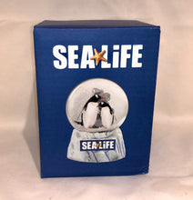 Load image into Gallery viewer, SEA LIFE Penguin Snowglobe 65mm