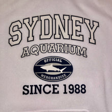 Load image into Gallery viewer, Sydney Aquarium Unisex Hoodie White