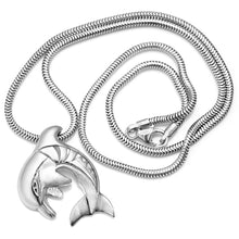 Load image into Gallery viewer, Nai'a Dolphin Necklace