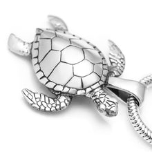 Load image into Gallery viewer, Sea Turtle Necklace