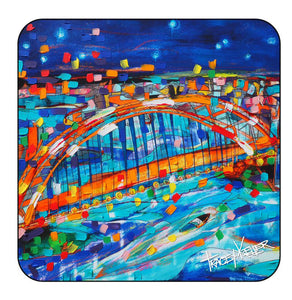 Tracey Keller Sydney Harbour Bridge Coaster