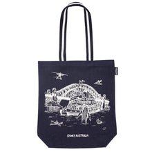 Load image into Gallery viewer, Denim Tote Bag Sydney