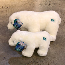 Load image into Gallery viewer, Polar Bear Blue Planet II Medium 32cm