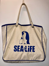 Load image into Gallery viewer, SEA LIFE Canvas Shopping Tote Bag