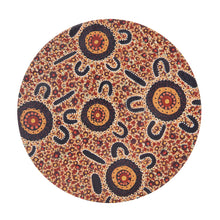 Load image into Gallery viewer, KB Bush Tucker Coaster 10cm