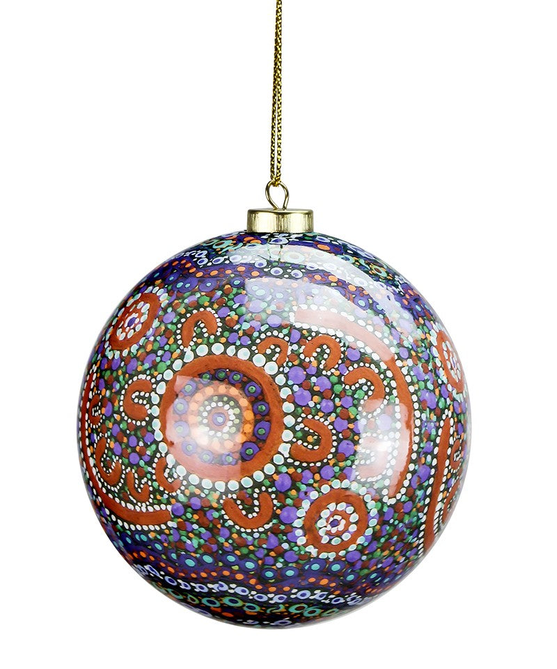 KB Finke River Christmas Bauble