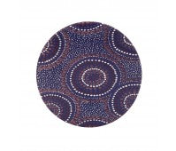 Load image into Gallery viewer, KB Desert Waterholes Coaster 10cm