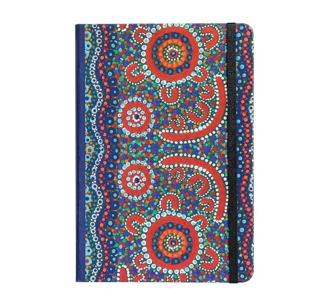 KB Desert Frogs A5 Journal Notebook