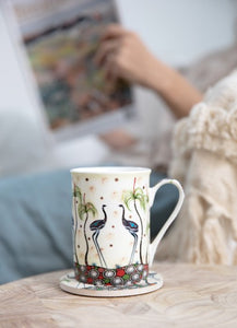 Kinship Fine Bone China Mug