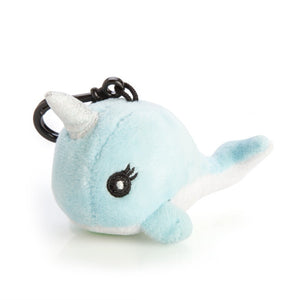 Narwhal Plush Keyring with Sound
