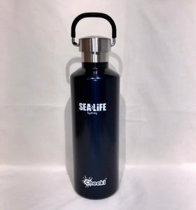 SEA LIFE Sydney Cheeki Classic Insulated Bottle 600ml