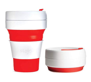 Stojo Pocket 12oz Collapsible Cup
