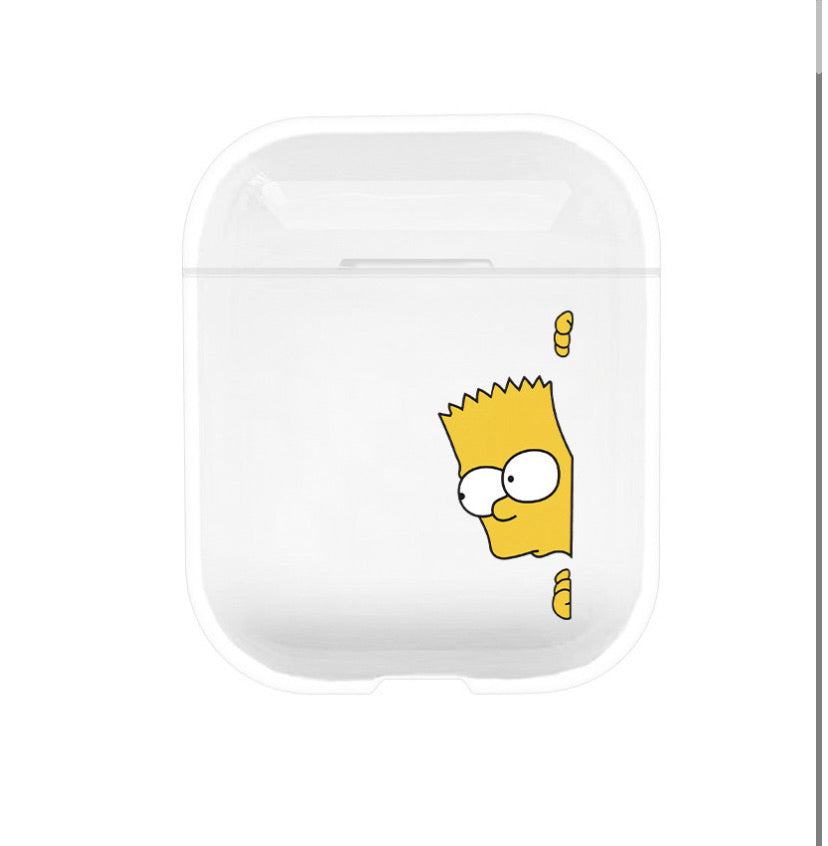 Bart Simpson Airpod case