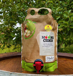 3L pouch Modern Medium Cider