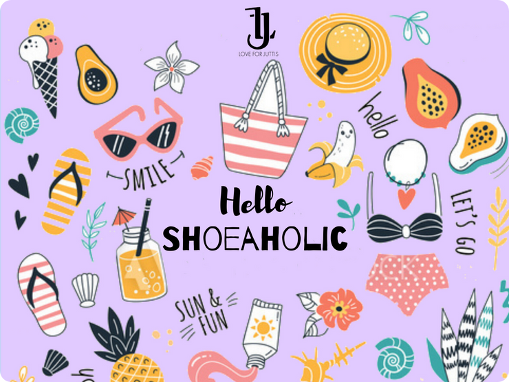 Hello Shoeaholic