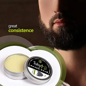 Beard Balm with Argan & Jojoba Oils™: Eucalyptus Scent Conditioner