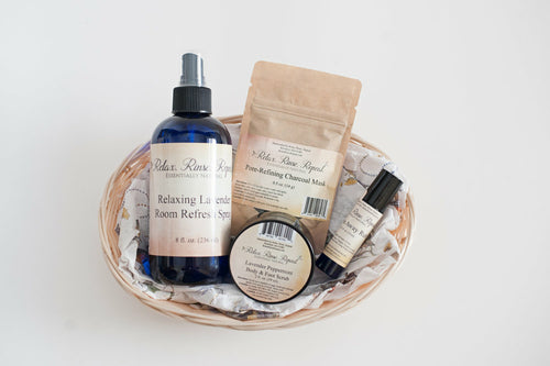Pampered Basket™: Gift Basket