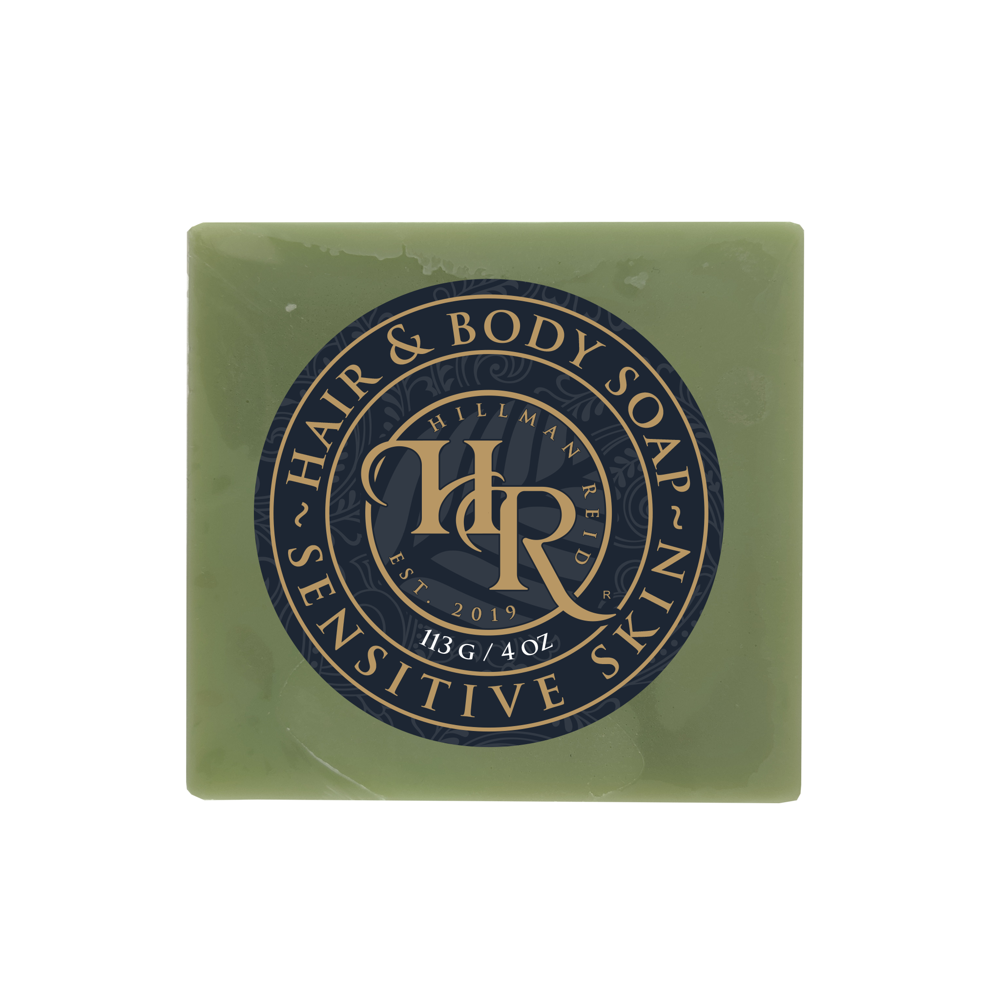 Hair & Body Soap™: All Natural Organic Soap