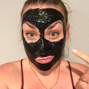 Blackhead Remover Mask™: VEGAN Activated Charcoal Peel Off Mask